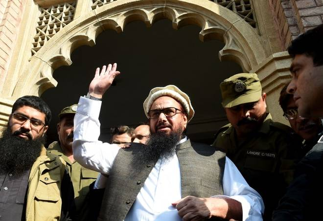 Hafiz Saeed has filed a petition with the UN asking his