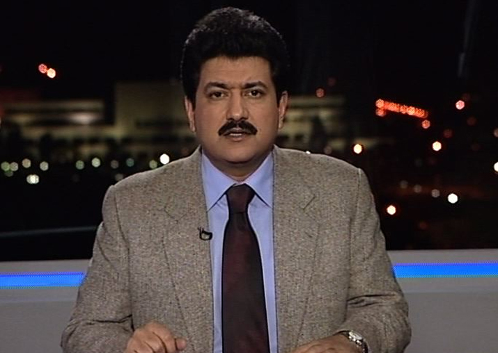 Hamid Mir booked for 'kidnapping' of ISI officer