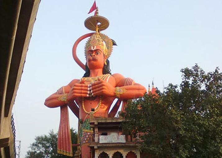 Consider airlifting 108-feet tall Hanuman statue in Karol