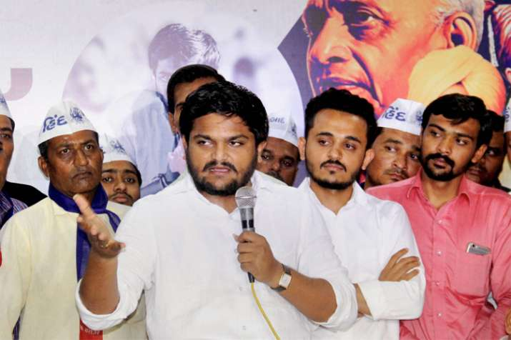 Hardik Patel's PAAS gives Congress 24 hours to decide on