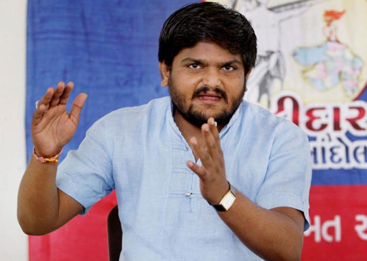 File pic of Hardik Patel