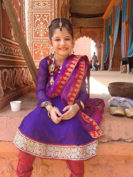 India Tv - Harshaali Malhotra in Jodha Akbar