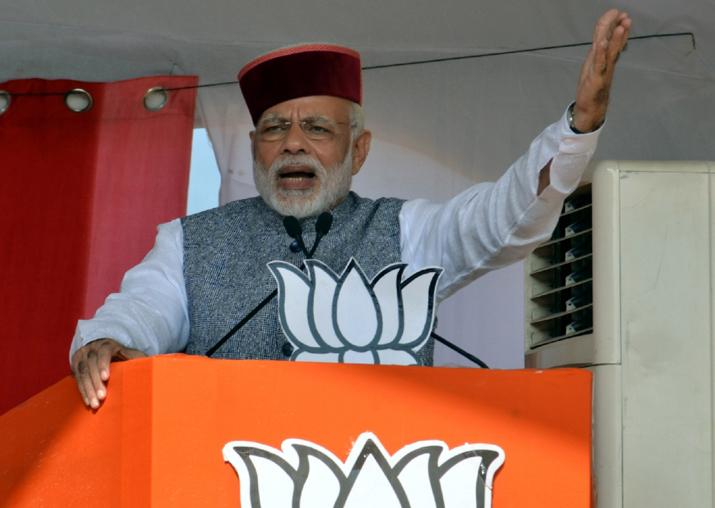 Himachal Pradesh polls: Congress a 'termite', must be