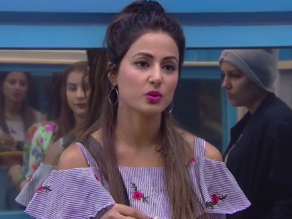 Hina Khan reveals she is Bigg Boss 11 finalist