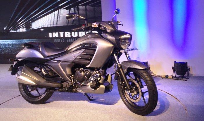 Suzuki Intruder  Top Speed