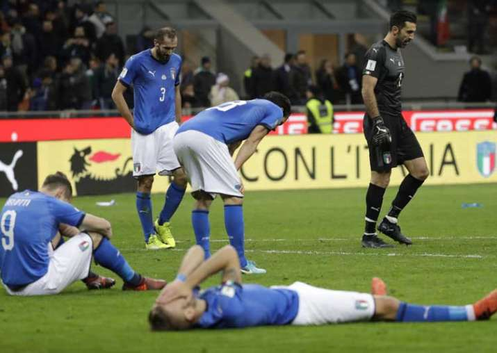 Italy FIFA World Cup 2018