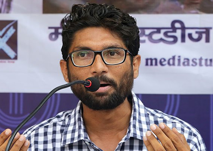 File pic of Jignesh Mevani