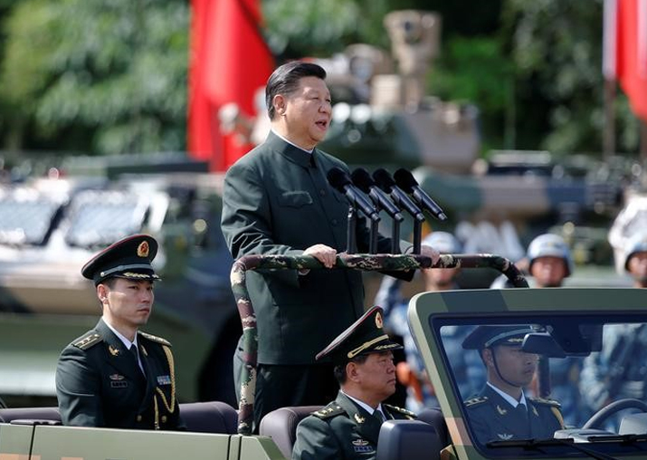 Be ready to fight and win wars, Xi Jinping tells Chinese