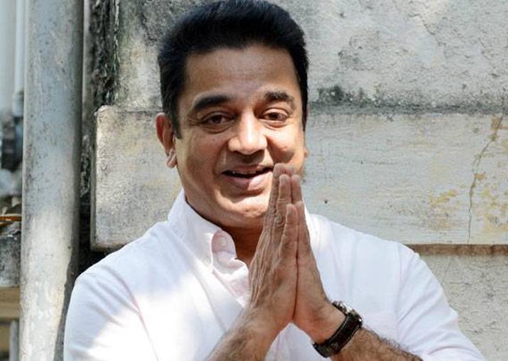 File pic - 'No fear of failure': Kamal Haasan on