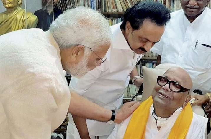 DMK calls off demonetisation protests in 8 districts