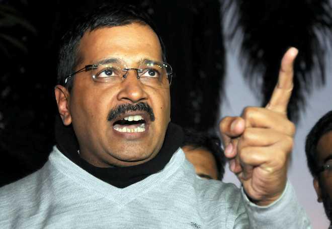 I-T slaps Rs 30 crore fine on AAP over irregularities in