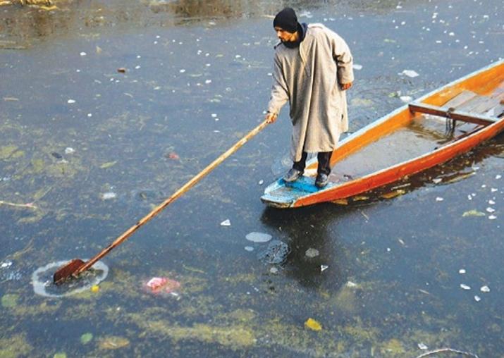 Representational pic - Leh coldest in Kashmir at minus 6.3