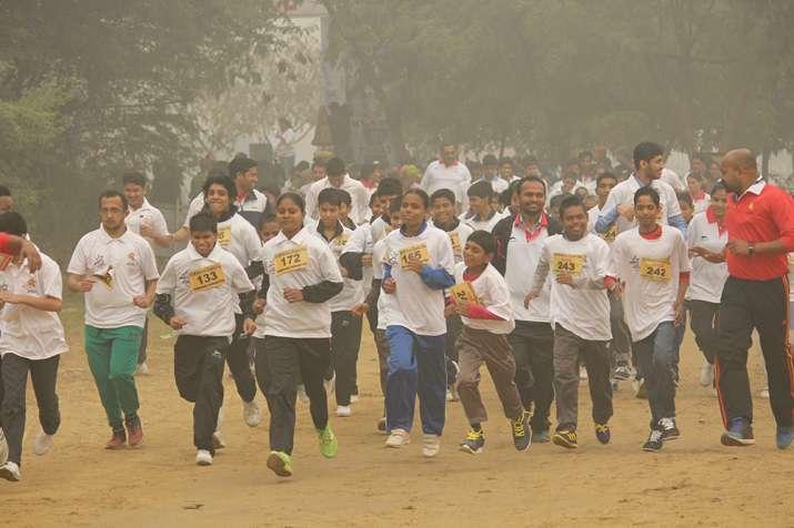 India Tv - Salwan Marathon