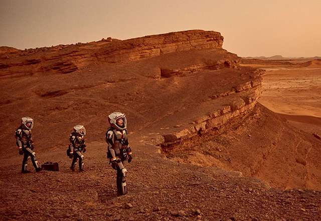 Over 1.3 lakh Indians 'book ticket' to travel to Mars