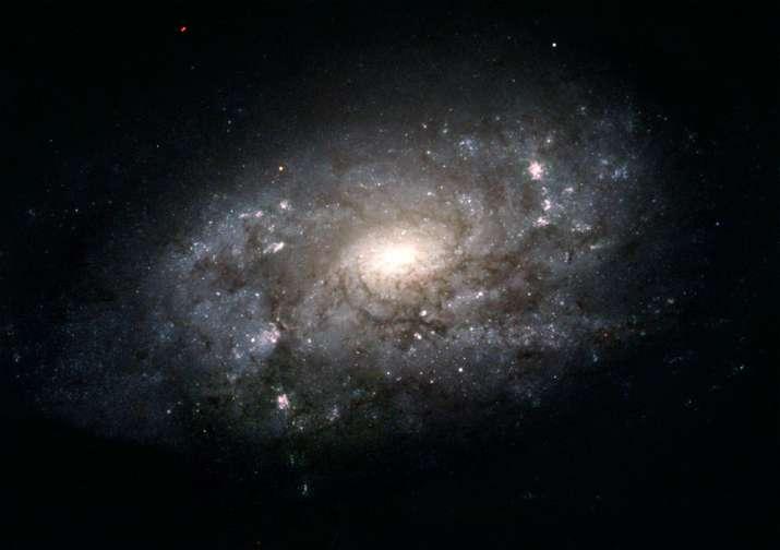 Spiral galaxy like NGC 3949