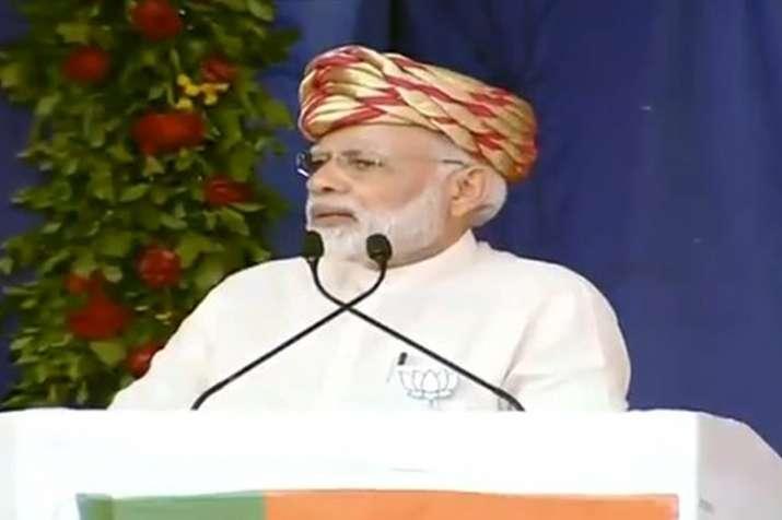 PM Modi in Gujarat: 'Congress has lost courage to fight