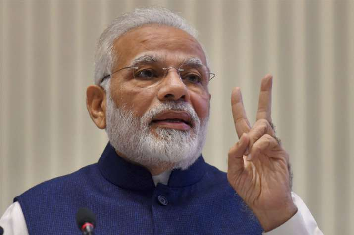 On National Law Day, PM Modi calls for discussion on 'one