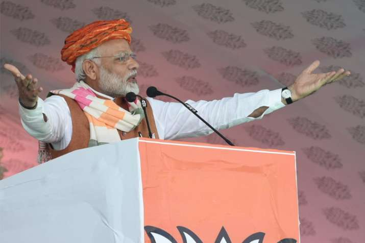 'I sold tea but did not sell the nation', PM Modi's