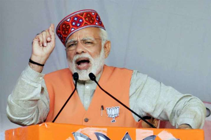 Gujarat polls: PM Modi to again barnstorm with four