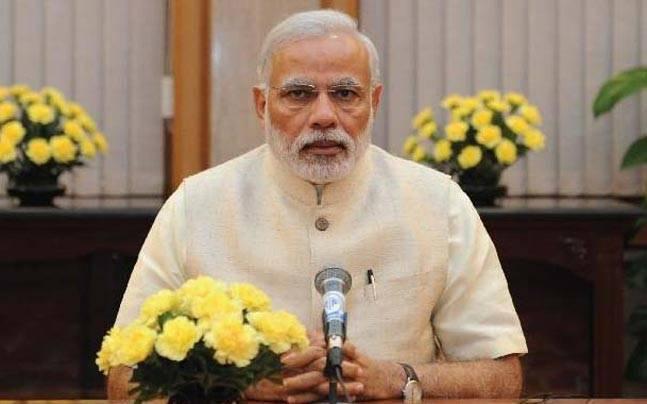 Prime Minister Narendra Modi in Mann Ki Baat
