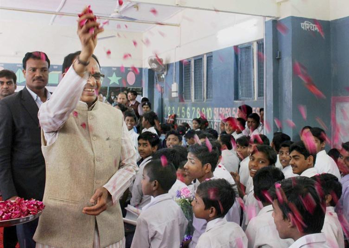 File pic - Madhya Pradesh govt asks students to answer