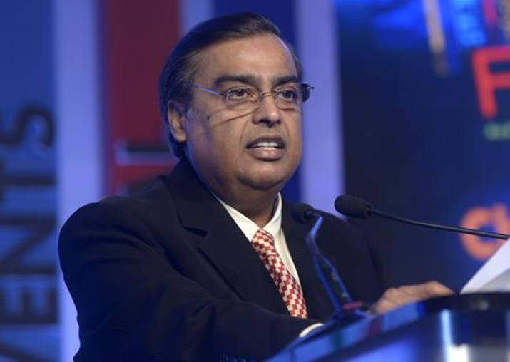Mukesh Ambani tops Forbes' 2017 list of India's 100 richest