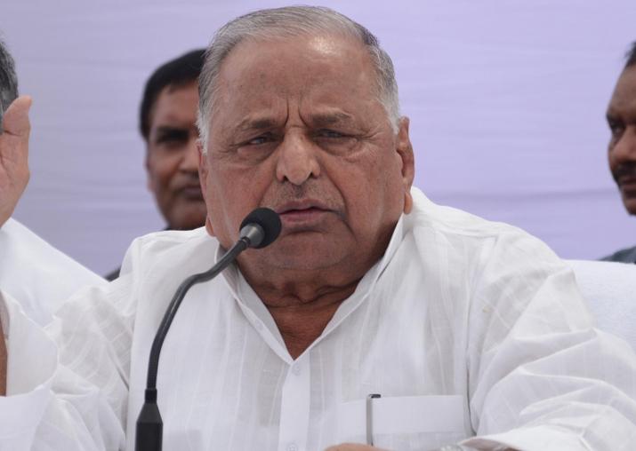 File pic of Mulayam Singh Yadav
