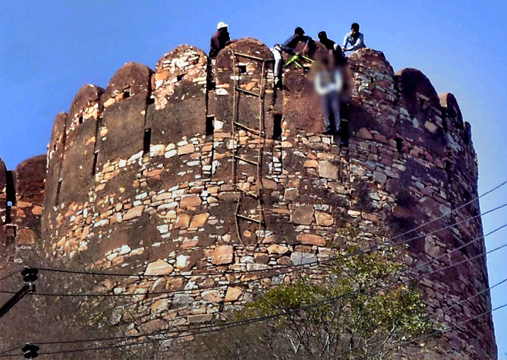 Nahargarh Fort body: Hanging cause of death, says autopsy