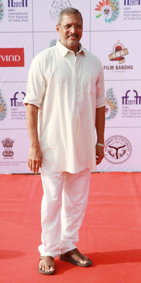 India Tv - Nana Patekar at International film festival of India