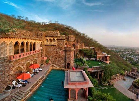 India Tv - Neemrana Fort Palace