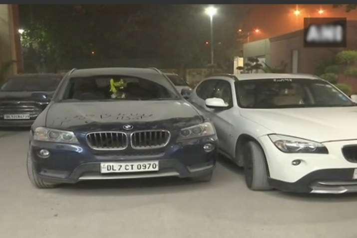 India Tv - NIA also recovered four vehicles from them which included two BMWs, a Hyundai Creta and a Ford EcoSport