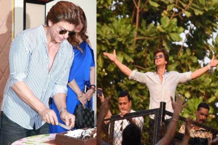 Shah Rukh Khan 52nd birthday celebration
