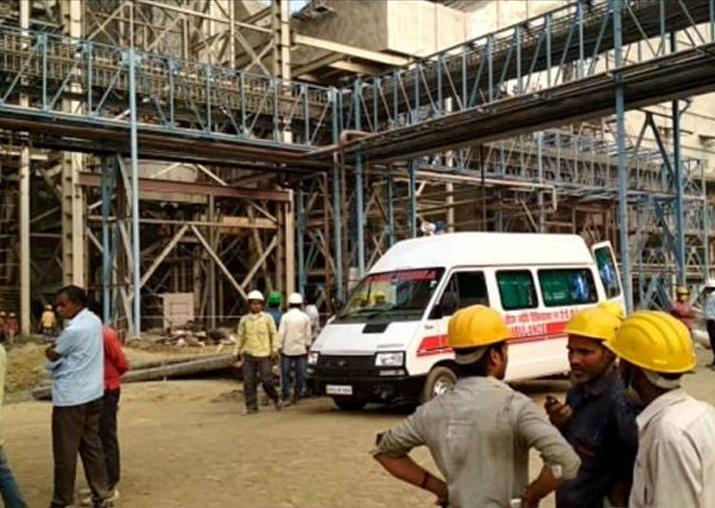 NTPC blast injured victim brought to Delhi succumbs, toll