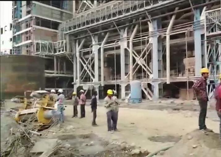 India Tv - NTPC Power Plant Blast