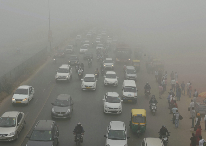 Ready for odd-even if pollution is 'severe plus' for 48