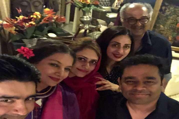 AR Rahman, Boney Kapoor