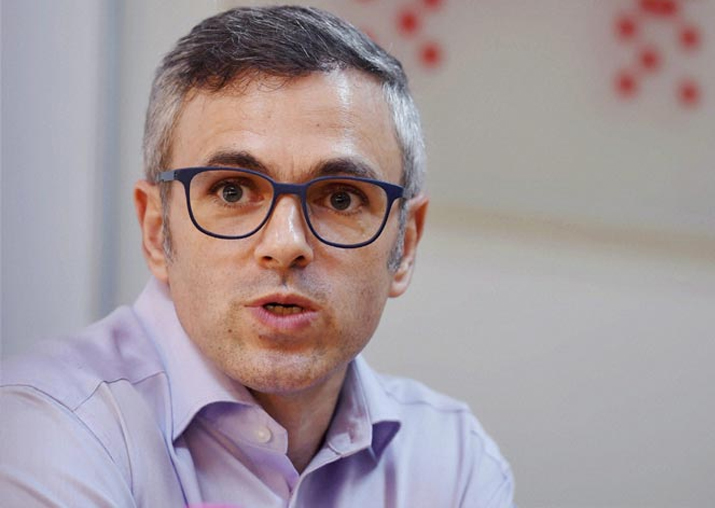 File pic of Omar Abdullah
