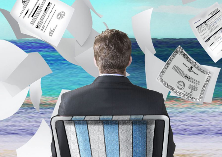 Representational pic - After Panama, Paradise Papers reveal