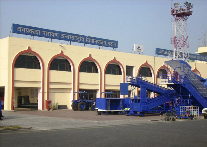 File pic - Raipur, Patna, Ranchi airports to operate on