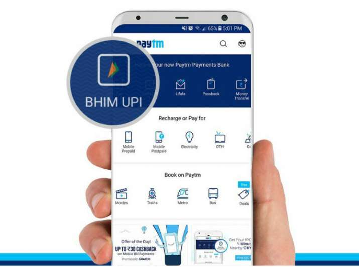 Paytm has rolled out the facility for Android users and