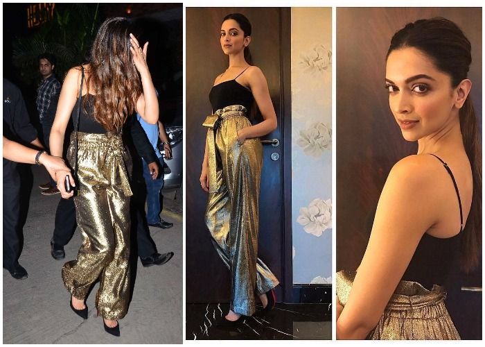 India Tv - Deepika Padukone repeat the dress she wore at Shahid Kapoor's birthday party earlier in 2017