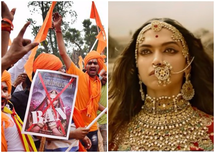 Padmavati: 'We will cut your nose like Shurpanakha', Karni Sena threatens  Deepika Padukone | Bollywood News – India TV
