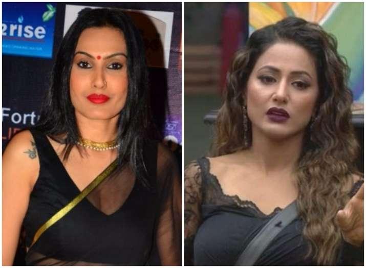 Kamya Punjabi slams Bigg Boss 11 contestant Hina Khan