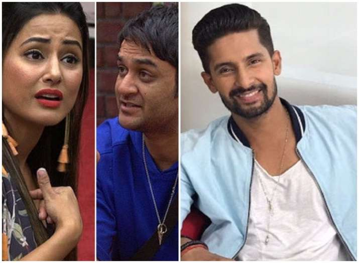 Ravi Dubey wants Hina and Vikas to stop fighting in Bigg