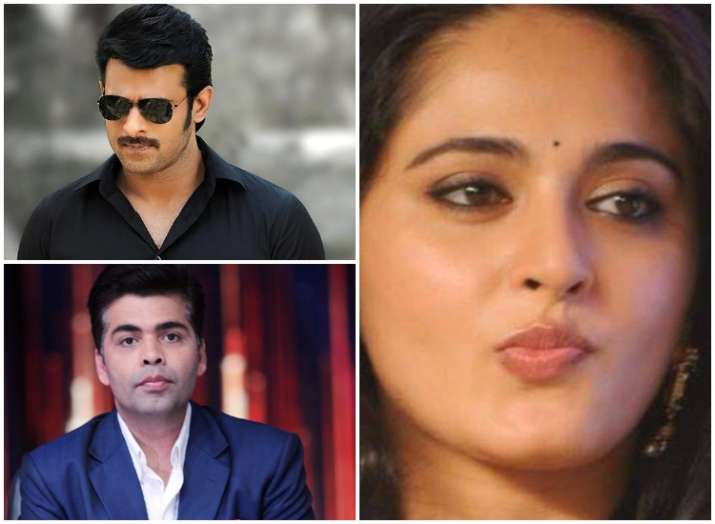 Anushka Shetty rejects Karan Johar film because of Prabhas?