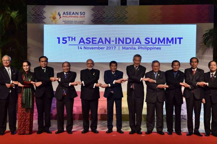 India Tv - PM Modi invites ASEAN leaders for 69th Republic Day celebrations