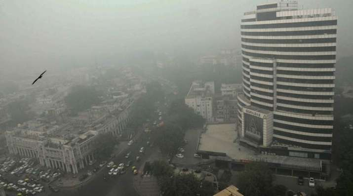 Delhi Smog: Air quality back to 'severe-plus', may worsen