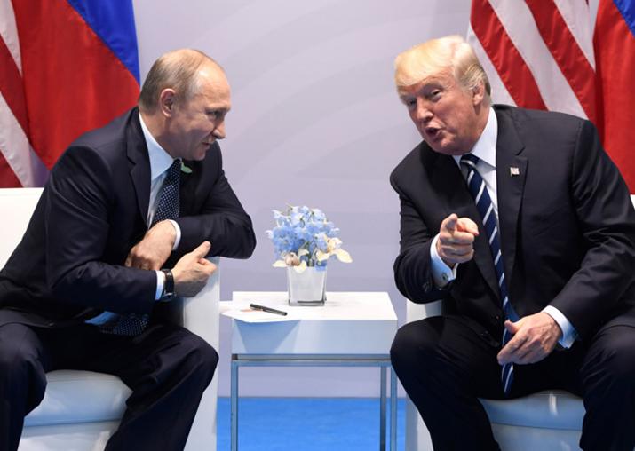 File pic: Trump-Putin talks in Vietnam under consideration