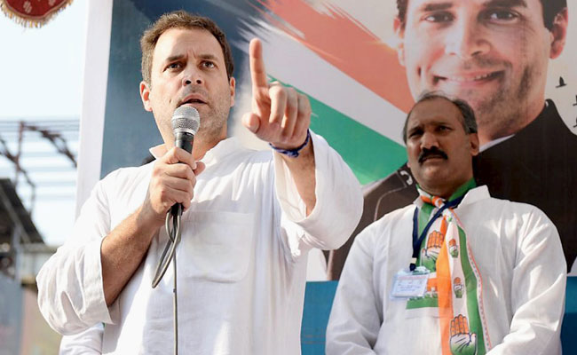 Rahul Gandhi to be back in election battlefield with