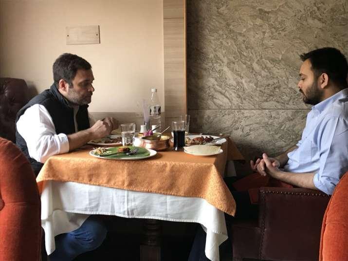 Tejashwi Yadav said he feels 'appreciated and grateful'